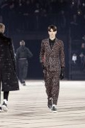 Photo 3 from album Fall-Winter 2017-2018 Menswear collection by Belgian designer Kris Van Assche for Dior during the Paris Fashion Week