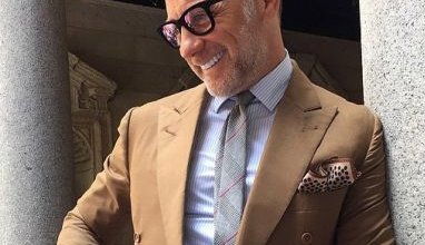 Gianluca Vacchi Suits