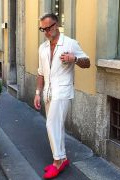 Photo 1 from album Gianluca Vacchi Suits