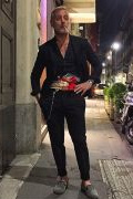Photo 6 from album Gianluca Vacchi Suits