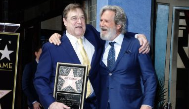 John Goodman Star Ceremony