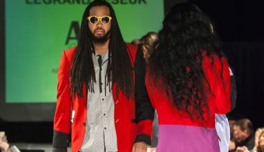 LeGrand Lesseur Collection at Atlantic City Fashion Week