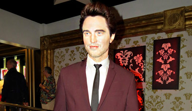 Men's Suits at Madame Tussauds London