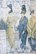Photo 1 from album Men's fashion in 1914 from the Louvre Fashion Magazine