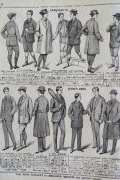 Photo 2 from album Men's fashion in 1914 from the Louvre Fashion Magazine