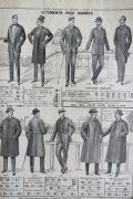 Photo 6 from album Men's fashion in 1914 from the Louvre Fashion Magazine