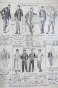 Photo 0 from album Men's fashion in 1914 from the Louvre Fashion Magazine