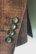 Photo 0 from album Men's suit jacket details