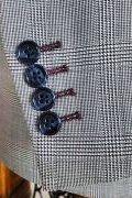 Photo 1 from album Men's suit jacket details