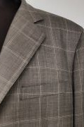 Photo 9 from album Men's suit jacket details