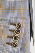 Photo 18 from album Men's suit jacket details