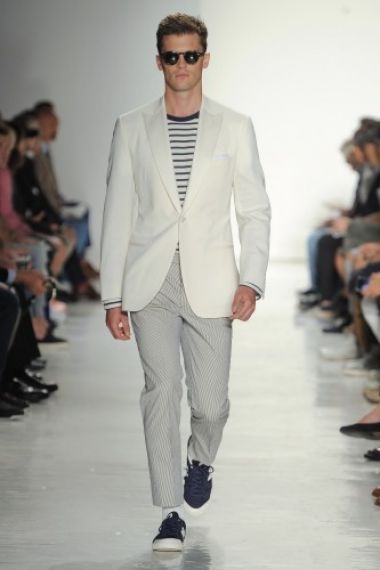 Photo 0 from album New York men's fashion week