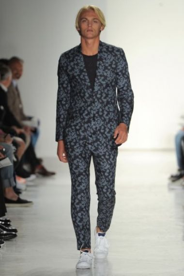 Photo 1 from album New York men's fashion week