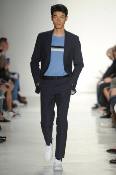 Photo 2 from album New York men's fashion week