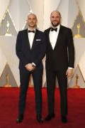 Photo 18 from album Oscars 2017: Best dressed men - Who wore a Suit and who wore a Tuxedo
