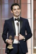 Photo 0 from album Oscars 2017: La La Land director Damien Chazelle Style