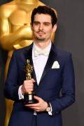 Photo 1 from album Oscars 2017: La La Land director Damien Chazelle Style