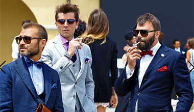 Piti Uomo inspiration - Men's suits
