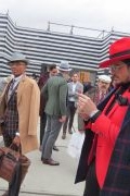 Photo 5 from album Pitti Immagine Uomo 93 Fashion Style