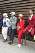 Photo 10 from album Pitti Uomo 92 Street Style Looks to Inspire You