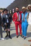 Photo 17 from album Pitti Uomo 92 Street Style Looks to Inspire You