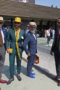 Photo 5 from album Pitti Uomo 92 Street Style Looks to Inspire You
