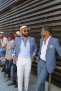 Photo 2 from album Pitti Uomo 92 Street Style Looks to Inspire You