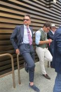 Photo 32 from album Pitti Uomo 92 Street Style Looks to Inspire You