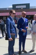 Photo 1 from album Pitti Uomo 94 Street Style