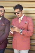Photo 2 from album Pitti Uomo 94 Street Style