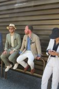 Photo 3 from album Pitti Uomo 94 Street Style