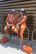 Photo 7 from album Pitti Uomo 94 Street Style