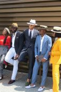 Photo 8 from album Pitti Uomo 94 Street Style