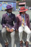 Photo 11 from album Pitti Uomo 94 Street Style