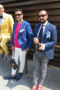 Photo 12 from album Pitti Uomo 94 Street Style