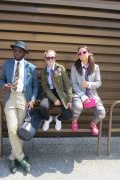 Photo 13 from album Pitti Uomo 94 Street Style