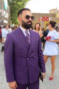 Photo 14 from album Pitti Uomo 94 Street Style