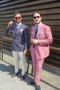 Photo 15 from album Pitti Uomo 94 Street Style