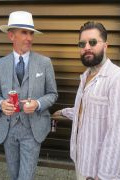 Photo 16 from album Pitti Uomo 94 Street Style
