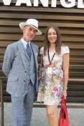 Photo 17 from album Pitti Uomo 94 Street Style