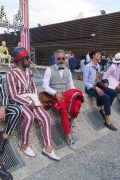 Photo 18 from album Pitti Uomo 94 Street Style