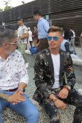 Photo 19 from album Pitti Uomo 94 Street Style