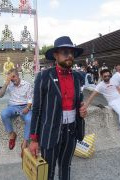 Photo 21 from album Pitti Uomo 94 Street Style