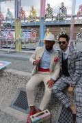 Photo 23 from album Pitti Uomo 94 Street Style