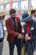 Photo 24 from album Pitti Uomo 94 Street Style
