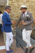 Photo 25 from album Pitti Uomo 94 Street Style