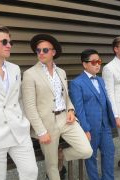 Photo 26 from album Pitti Uomo 94 Street Style