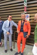 Photo 27 from album Pitti Uomo 94 Street Style