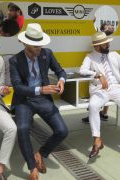 Photo 30 from album Pitti Uomo 94 Street Style