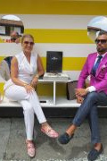 Photo 35 from album Pitti Uomo 94 Street Style
